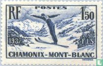 Ski championship Chamonix