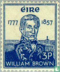 100e overlijdensdag Guillermo Brown