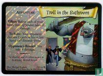 Troll In The Bathroom