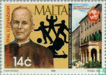 Pater Nazzareno Camilleri 90 jaar