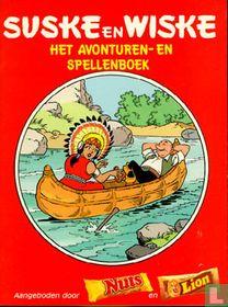 Het avonturen- en spellenboek