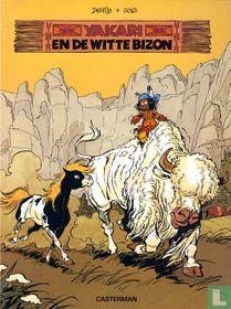 Yakari en de witte bizon