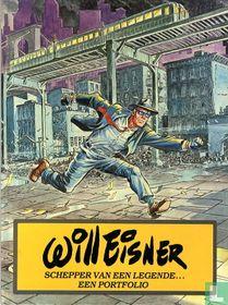 Will Eisner - Schepper van een legende... - Een portfolio