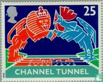 Opening Kanaaltunnel