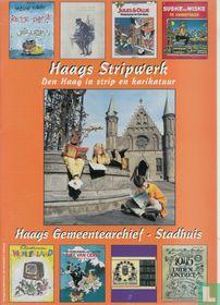 Den Haag in strip en karikatuur