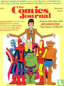 The Comics Journal 60