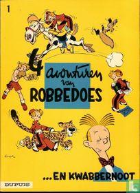 4 Avonturen van Robbedoes ...en Kwabbernoot