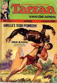 Gorilla's tegen pygmeeen!