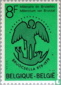 Millennium van Brussel 979-1979