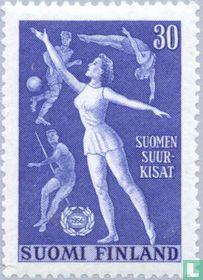 Spelen van Helsinki