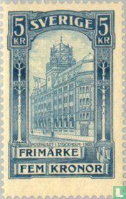 Bureau de poste principal de Stockholm