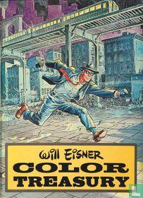 Will Eisner - Color Treasury