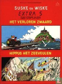 Het verloren zwaard + Hippus het zeeveulen