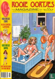 Rooie oortjes magazine 18
