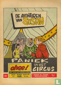 Paniek in het circus