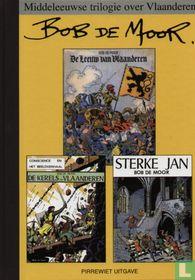 Middeleeuwse trilogie over Vlaanderen