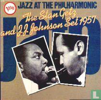 The Stan Getz & J.J. Johnson set 1957 Jazz at the Philharmonic