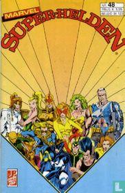 Marvel Super-helden 48