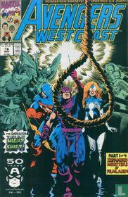 Avengers West Coast 76