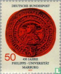 Universität Marburg 1527-1977