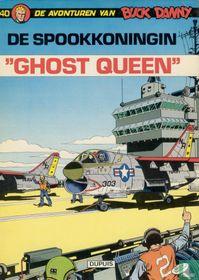 """De spookkoningin """"Ghost Queen"""""""