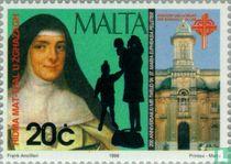 St. Maria Euphrasia 200 jaar