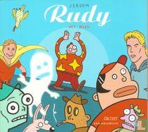Rudy - Het boek