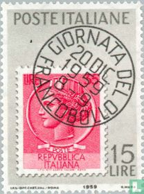 Stamp day for sale