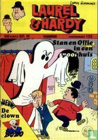 Stan en Ollie in een spookhuis