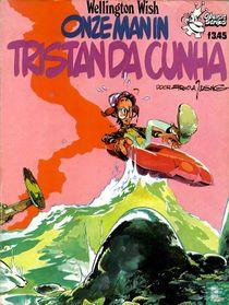 Onze man in Tristan da Cunha