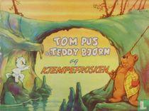 Tom Pus og Teddy Bjørn og Kjempefrosken