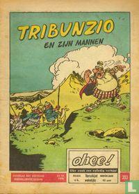 Tribunzio en zijn mannen