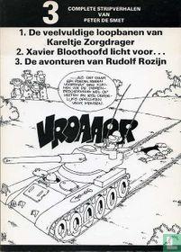 3 Complete stripverhalen van Peter de Smet