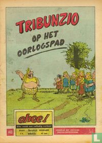 Tribunzio op het oorlogspad
