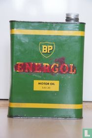 Olieblik BP Energol