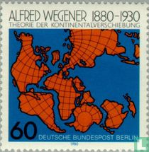 Alfred Wegener, 100 years old