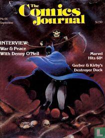 The Comics Journal 66