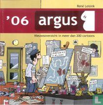 Argus '06 - Nieuwsoverzicht in meer dan 200 cartoons
