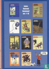 Index Duizend Bommen! nrs. 1-10