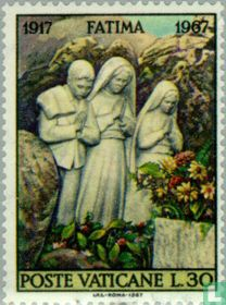 Marienerscheinungen in Fatima