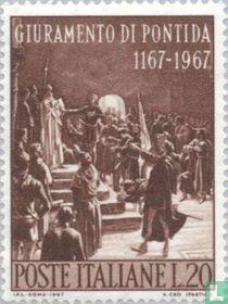800 Jahre Vertrag von Pontida