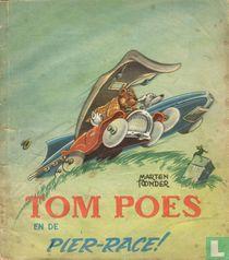 Tom Poes en de pier-race!