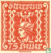 Krantenzegels