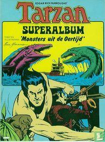 Monsters uit de oertijd