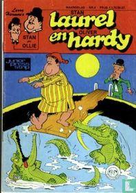 Stan Laurel en Oliver Hardy 4