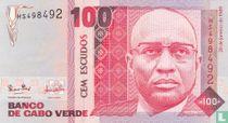 Kaapverdië 100 Escudos 1989