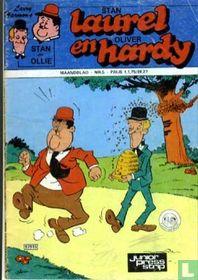 Stan Laurel en Oliver Hardy 5