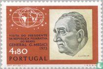 Bezoek staatspresident Brazilië