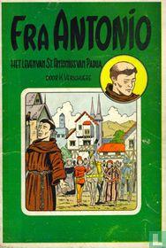 Het leven van St. Antonius van Padua