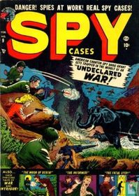 Spy Cases 9